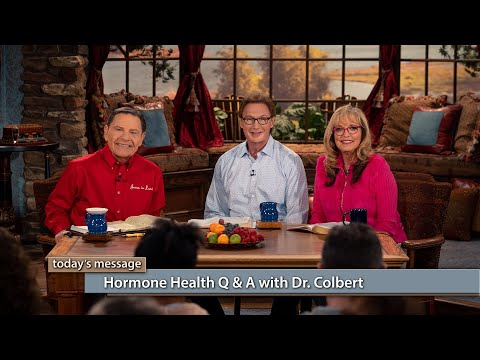 Hormone Health Q & A With Dr. Don Colbert
