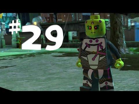Road To Arkham Knight - Lego Batman 2 Gameplay Walkthrough -  Part 29 - Brainiac - UCCjuaC_180wxIzcUrJK9vMg