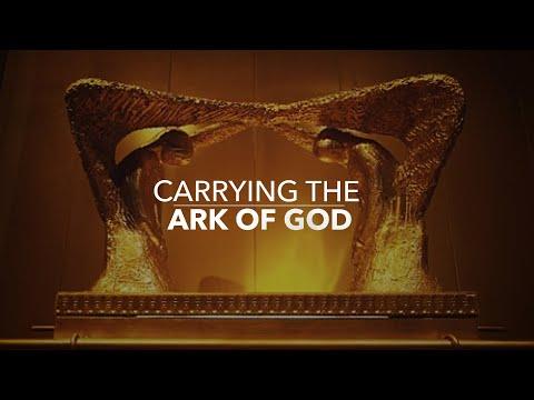 #HungryGenAtHome 09.27.20  Carrying the Ark of God - George Davidiuk