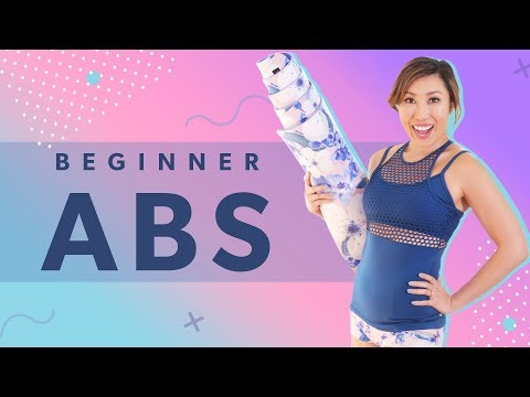 Beginner Ab Workout to Jump Start Your Active Lifestyle