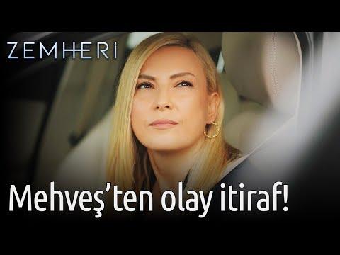 Zemheri 6. Bölüm - Mehveş'ten Olay İtiraf!