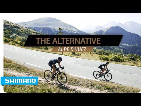 The Alternative - Alpe d'Huez | SHIMANO