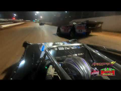 Jed Emert #51 @ Smoky Mountain Speedway May 29, 2021 - dirt track racing video image
