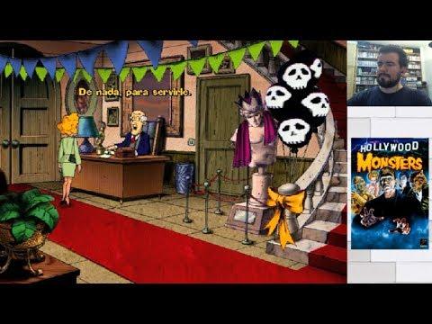 HOLLYWOOD MONSTERS (PC) - Una aventura de época || Gameplay en Español