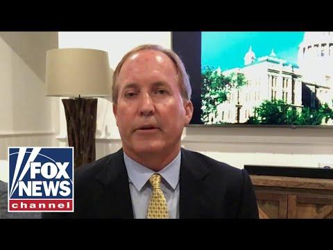 Ken Paxton sends bold message to Biden DOJ over border crisis