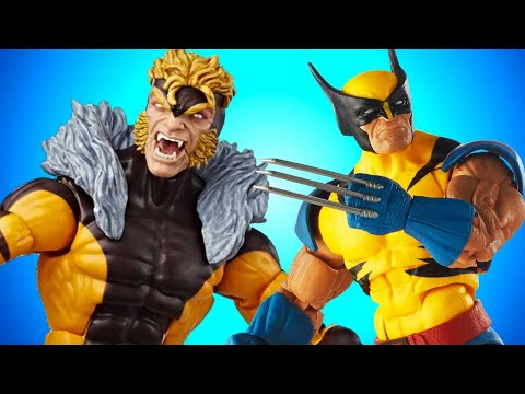 X-Men Figures Haven't Been This Cool Since The 90s - Up At Noon Live! - UCKy1dAqELo0zrOtPkf0eTMw