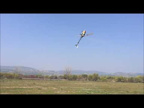[Video]:  Trex 600 dfc nitro uçuş videosu Emre Yolcu Balikesir