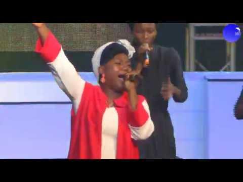 CHARITY OMAGBOMI MINISTRATION  78 HOURS MARATHON MESSIAH'S PRAISE