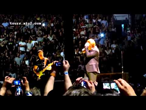 U2 Vancouver 14-05-2015 first 10 songs