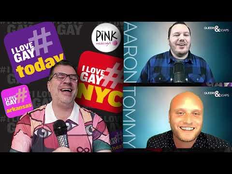 Queers & Soaps: Aaron Wallis & Tommy Figueroa