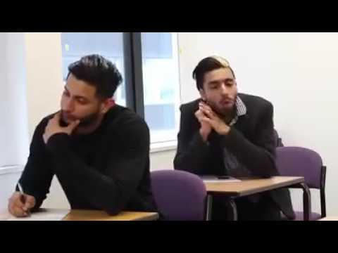 Every Friends Do This In Exam - Funny