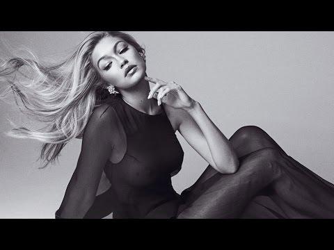 Vogue Espana March 2015 Cover Shoot (BTS)