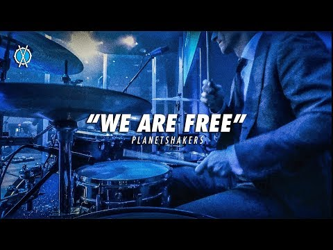 We Are Free Drum Cover // Planetshakers // Daniel Bernard