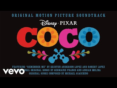 """Michael Giacchino - The Skeleton Key to Escape (From """"Coco""""/Audio Only) - UCgwv23FVv3lqh567yagXfNg"""