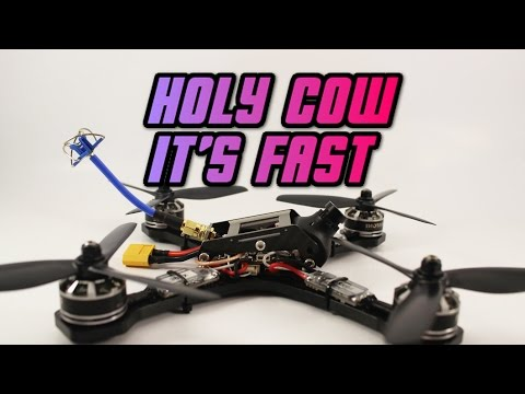 How can a BNF DRONE go this FAST?? Diatone crusader GT2 review + Flight. - UC3ioIOr3tH6Yz8qzr418R-g