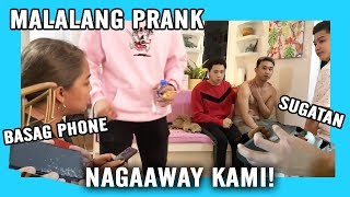 PRANKING OUR FRIENDS! NAGKASAKITAN KAMI (WORST) #TeamLove and Hugot Brothers!