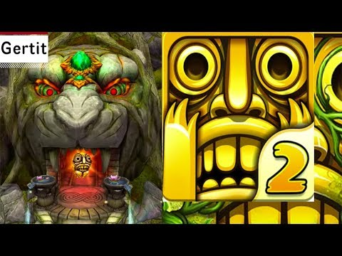 Temple Run 2 In Real Life Pretend Play while Gertit is Playing and Jumping like in Gamplay - UCFsLEAbWprS7OHuGDLlP-DQ