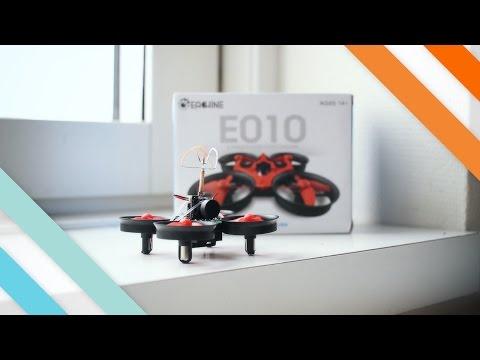 Eachine E010C FPV Quadcopter Review & Flight - UCOP4N2YI6hMD-HewbCI6oQA