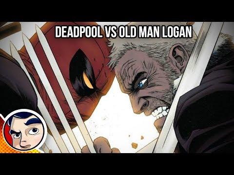 Deadpool Vs Old Man Logan (Wolverine) - Complete Story | Comicstorian - UCmA-0j6DRVQWo4skl8Otkiw