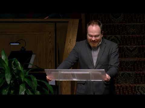 Sermon - 05/05/2019 - Pastor Shawne Brown - Christ Church Nashville