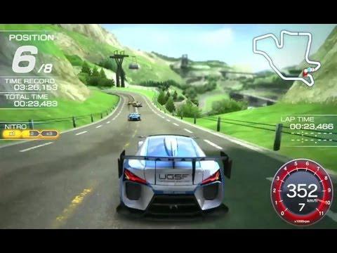 Ridge Racer - PS Vita - In-Game - UCETrNUjuH4EoRdZNFx9EI-A