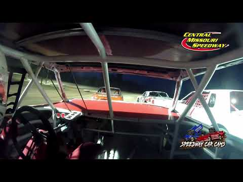 #79 Austin Story - Pure Stock - 6-19-2021 Central Missouri Speedway - In Car Camera - dirt track racing video image