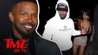 Jamie Foxx Moves On From Katie Holmes After Breakup | TMZ TV