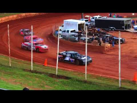 Modified Street at Winder Barrow Speedway May 29th 2021 - dirt track racing video image