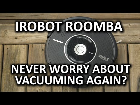 iRobot Roomba Automatic Vacuum Cleaner - Clean Your Home Automatically - UCXuqSBlHAE6Xw-yeJA0Tunw