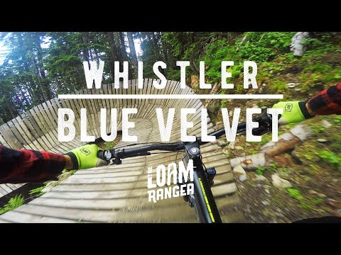 Blue Velvet // Whistler Mountain Bike Park - UCxwhnYiocArg7UCFFmnhQ7Q