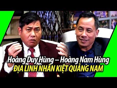 NƯỚC VIỆT: Hoàng Nam Hùng và vùng đất địa linh nhân kiệt Quảng Nam