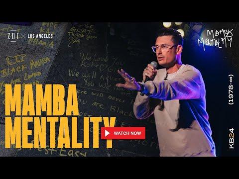 Mamba Mentality  Chad Veach