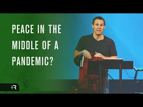 Can There Be Peace in the Middle of a Pandemic?