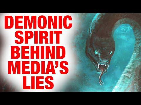 Leviathan: Ancient Spirit Behind the Media's Lies