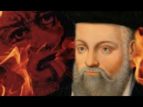 Nostradamus Predicts 5 Massive Cataclysmic Events Of Last Days