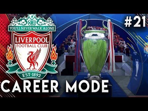 FIFA 19 Liverpool Career Mode EP21 - CHAMPIONS LEAGUE FINAL!! Facing Barcelona!!