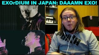 Wolf The EXO'rDIUM in Japan REACTION