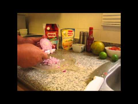 Ceviche de camarón. Rincón del mar - UCkwPXWFdXv3-c_pMJlU8Kvg