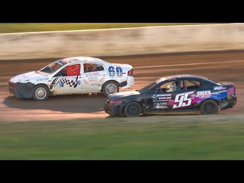 Challenger Feature | Eriez Speedway | 6-27-21 - dirt track racing video image