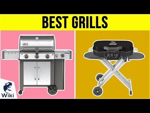 10 Best Grills 2019 - UCXAHpX2xDhmjqtA-ANgsGmw