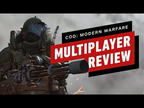 Call of Duty: Modern Warfare Multiplayer Review - UCKy1dAqELo0zrOtPkf0eTMw