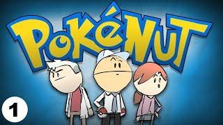 PokeNUT - I Choose You - Episode 1 [Animated Pokemon Parody]