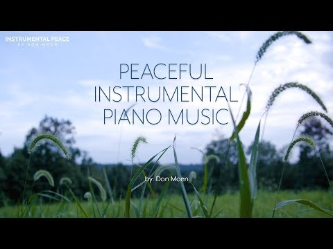 Relaxing Music [Vol. 1] Instrumental Piano for Home, Work, Study or Sleep