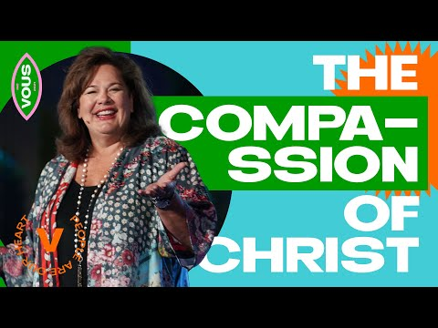 The Compassion of Christ  VOUS Summer Vibes  Lisa Harper
