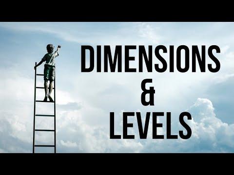 Dimensions & Levels