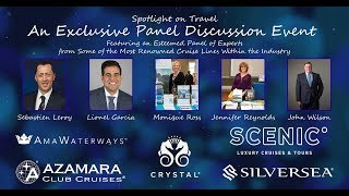 Spotlight on Travel - Exclusive Panel Event -