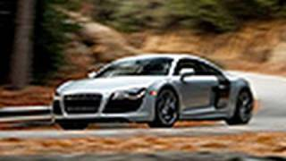 The Sexiest Supercar? - Audi R8 5.2 FSI Quattro First Test
