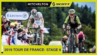 FIRST CLIMBING TEST | 2019 TOUR DE FRANCE - STAGE 6