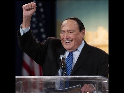 WHEN MORRIS CERULLO SAW HEAVEN AND HELL AT AGE 15