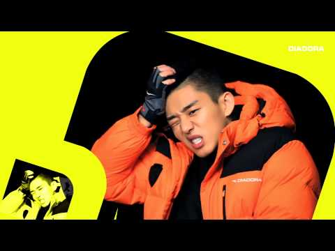 Diadora F/W Session 2012 Photo Shoot (with Yoo Ah In)